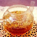 梅雨の養生の薬膳茶